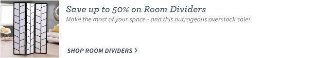 Room Divider Sale