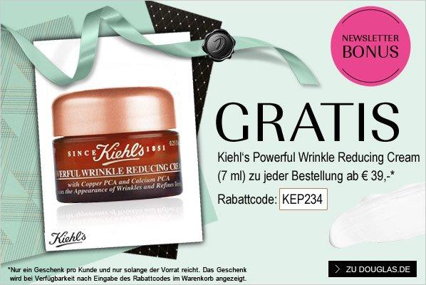 Kiehl's Powerful Wrinkle Reducing