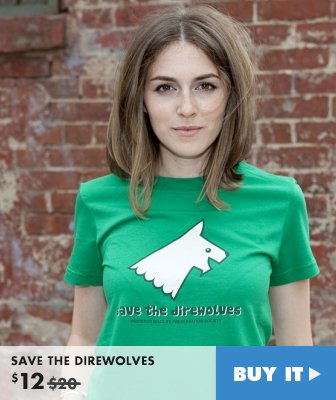 Save The Direweolves