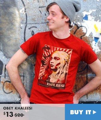 Obey Khaleesi