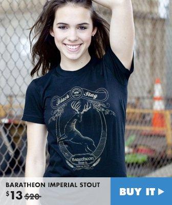 Baratheon Black Stag Imperial Stout