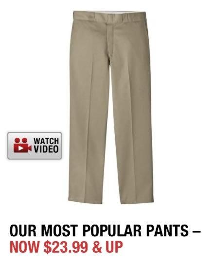 Shop Dickies Pants