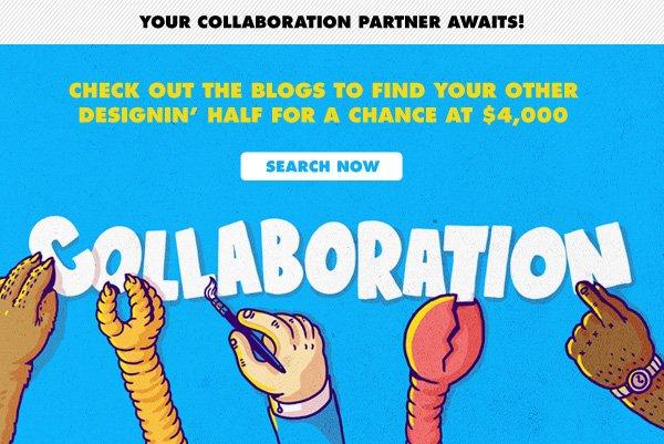 Your Collaboration partner awaits