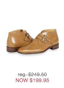Italian Monk Strap Boot