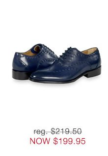 Italian Wingtip Oxford