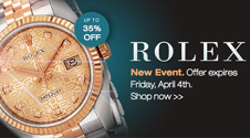 rolex flash sale