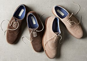 Laid-Back Style: Casual Oxfords & More