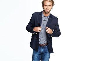 How to Wear: Jeans & Blazers