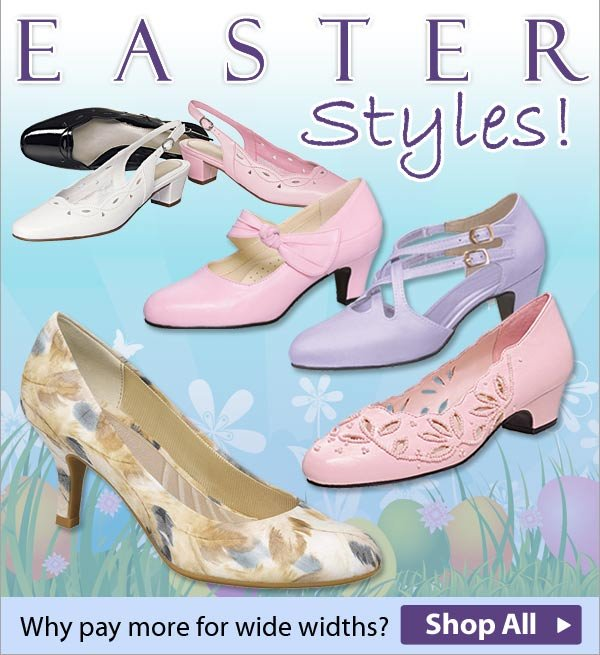 Easter Styles from Complements by Anthony Richards! - Shop Now >>