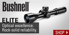 Shop Bushnell Elite Optical excellence. Rock-solid reliability.