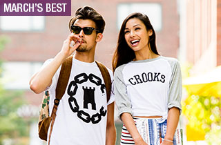 March's Best: Tees