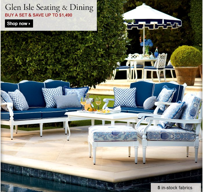 Frontgate: Save 20% On Sets + FREE Shipping On All Outdoor Furniture |  Milled