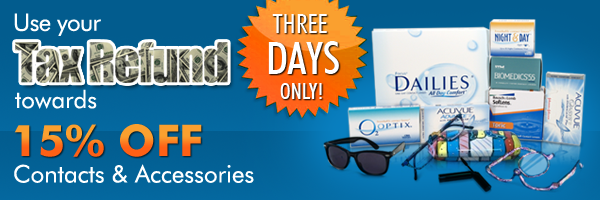 10% Off Allergy Relief Products at AC Lens!