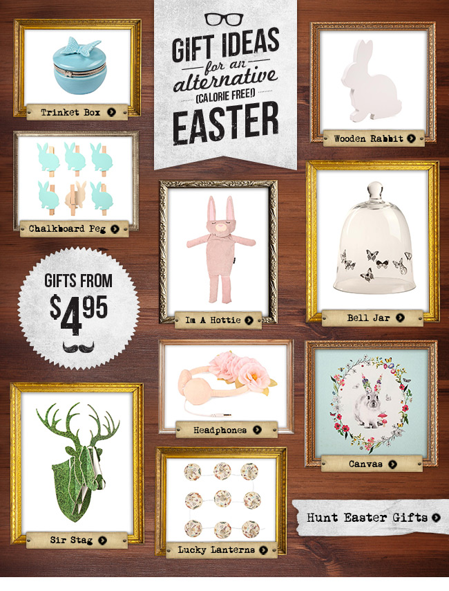 Typo easter gifts our pick of the best milled easter gifts negle