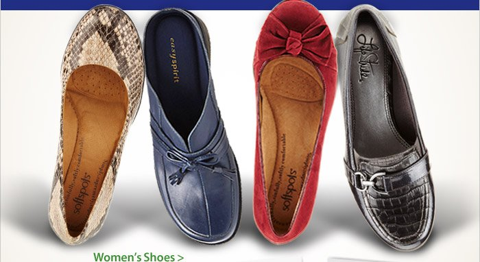 These casual women's shoes match many outfits, and they' · Footsmart