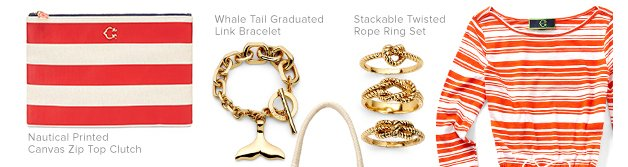 from stripes to starfish to anchors and more.