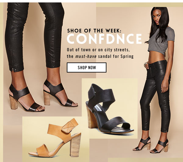 7e8fd9c1aea Steve Madden: I Mean... These Sandals!   Milled
