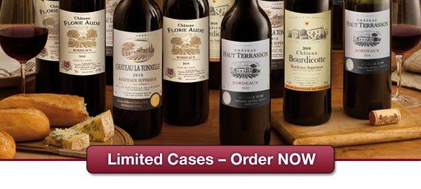 Laithwaites Wines Gold Medal Bordeaux 2010 Only 150 Cases