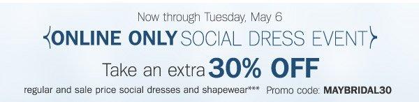 e1e699be833 Bonton  Online only  Extra 30% off dresses   shapewear!