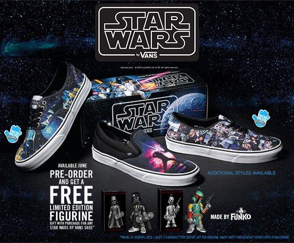 star wars vans shoes