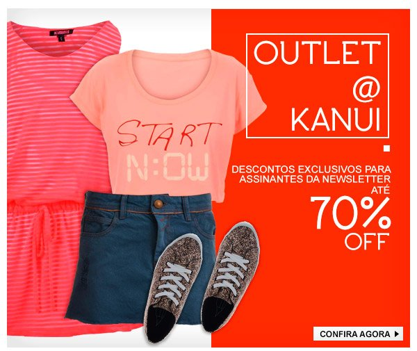 Outlet@Kanui - Ate 70% Off