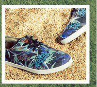 Washed Birds of Paradise Men's Paseos