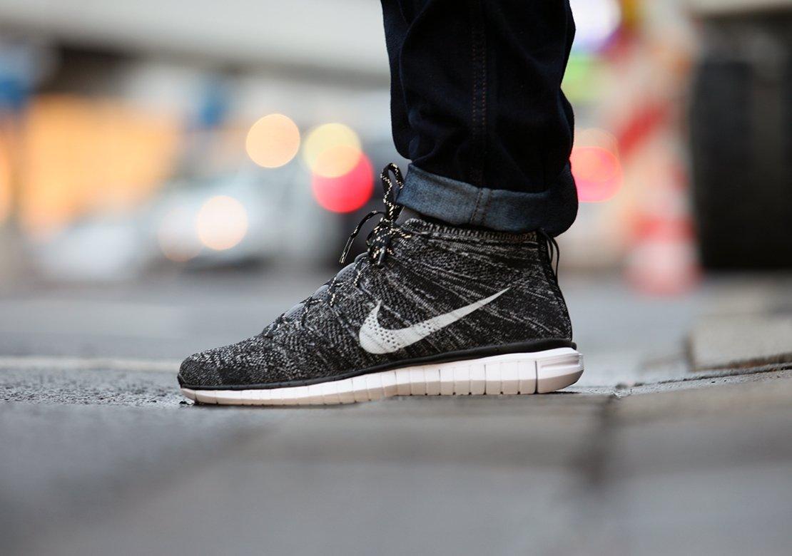 Nike Free Chukka Flyknit