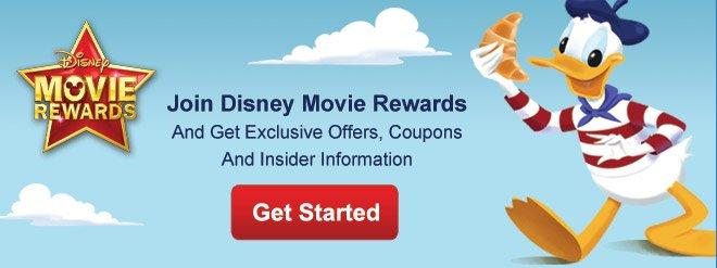 Disney movie rewards cinderella coupon