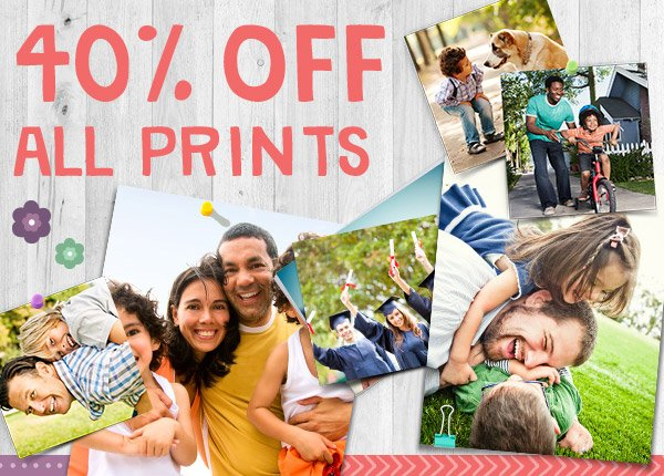 Walgreens: Order Now for Father's Day! 40% OFF All Prints ...