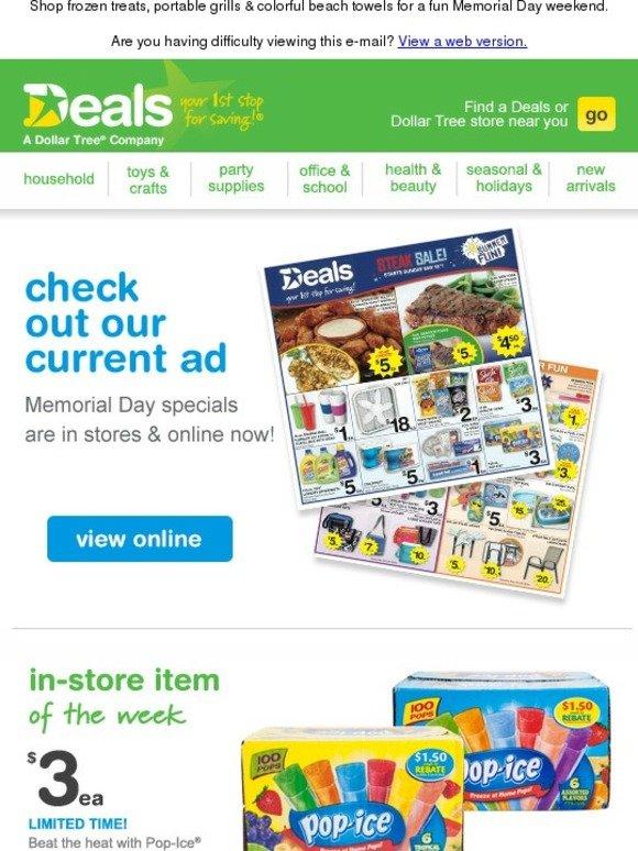 dollar deals online application