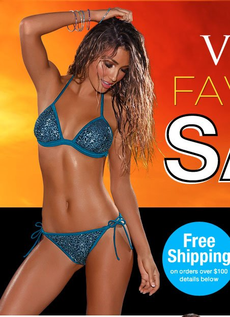 Venus is offering up to 75% off clearance items with prices as marked. Use promo code FS75 to get free shipping with your order! More.