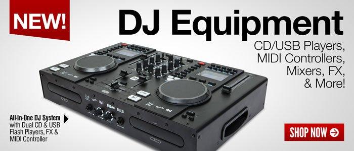 Newest Dj Equipment : introducing new dj equipment from monoprice milled ~ Russianpoet.info Haus und Dekorationen