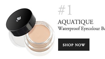 #1 AQUATIQUE Waterproof Eyecolour Base SHOP NOW