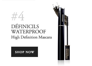 #4 DÉFINICILS WATERPROOF High Definition Mascara SHOP NOW