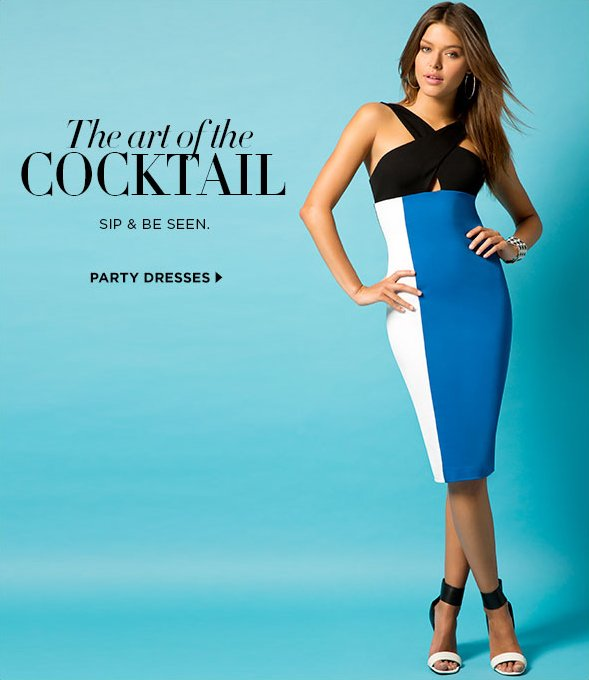 Bebe: Hot new cocktail dresses + Up to $50 OFF | Milled