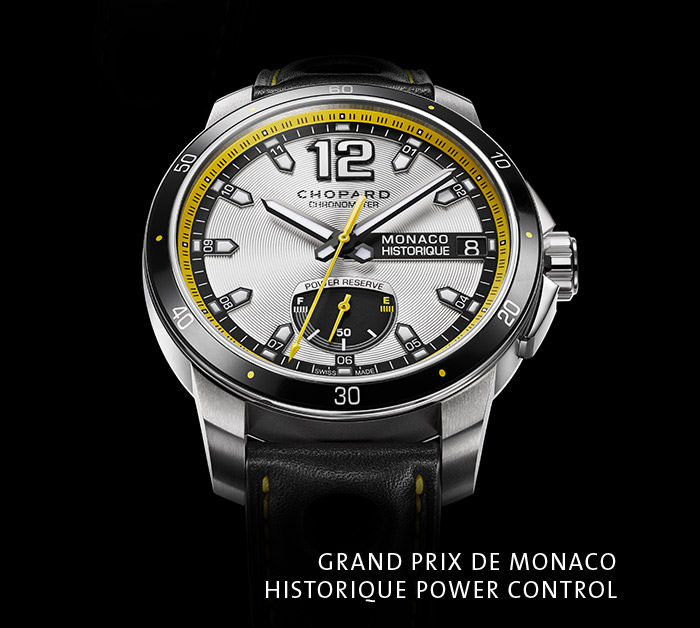 GRAND PRIX DE MONACO HISTORIQUE POWER CONTROL
