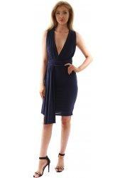 Navy Blue Endless Ways To Wear Dress