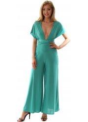 Jade Green Endless Ways To Wear Jumpsuit