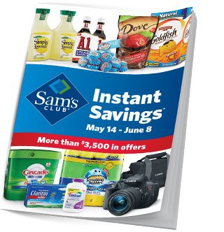 See 40 Page Sam's Club Instant Saving Ad-Valid from Oct 25 to Nov 26!/5(47).