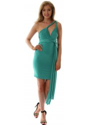 Jade Green Endless Ways To Wear Dress