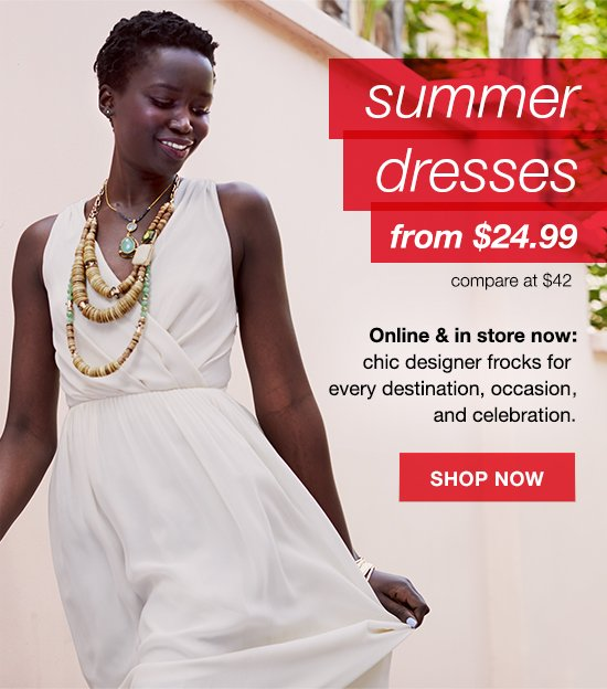 TJ Maxx Summer Dress
