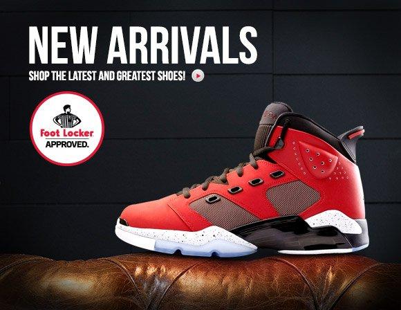 Foot Locker: New Arrivals: Jordan 6-17