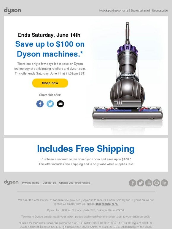 dyson email