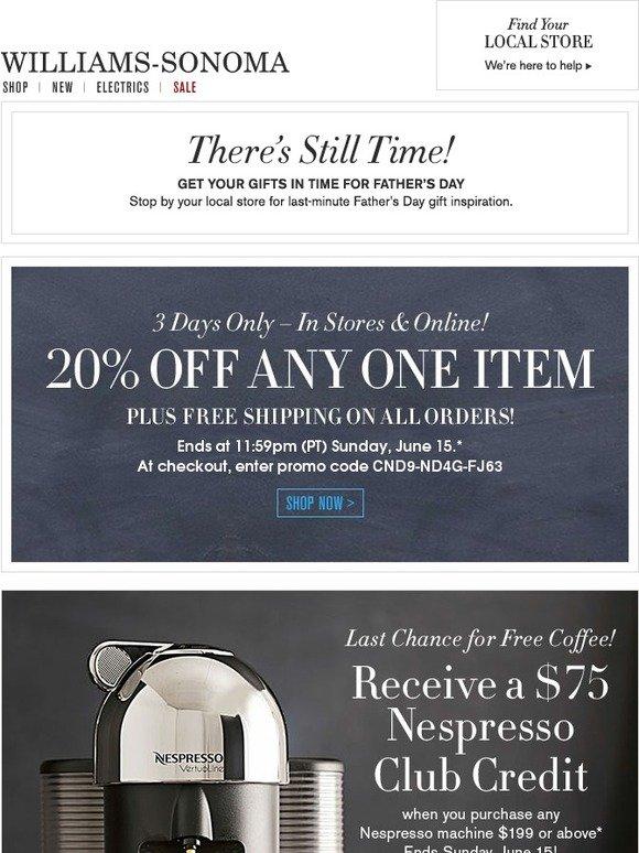 nespresso gift voucher code gift ftempo. Black Bedroom Furniture Sets. Home Design Ideas