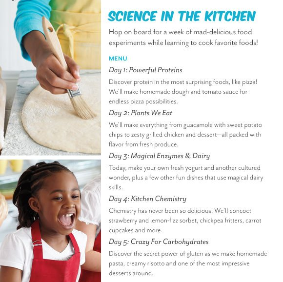 Cooking Classes For Kids Indianapolis  Indys Child