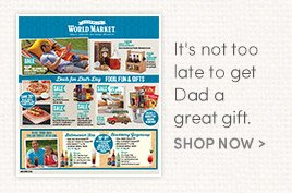 It's not too late to get Dad a great gift. Shop Now