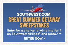 Great Summer Getaway Sweepstakes
