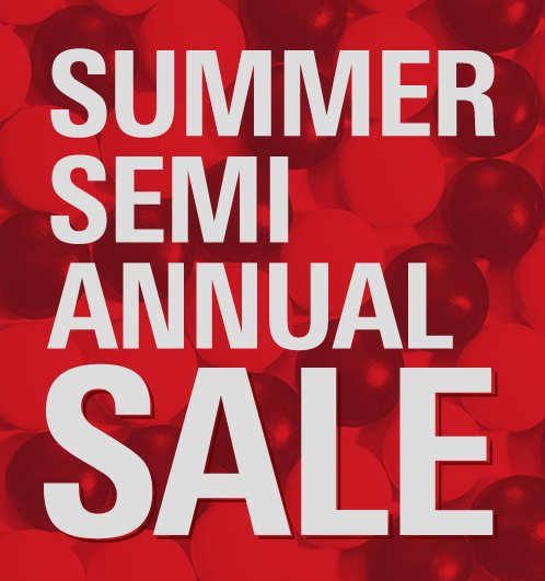Victoria's Secret is about to host the Semi Annual Sale on January , Usually VS organize the Semi Annual Sale twice in a year one for Summer and another for Winter in Dec / January month.