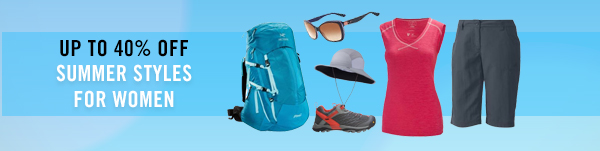 Shop Summer Styles For Women