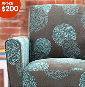 Genial Accent Chairs Under $200 ...